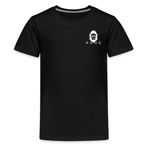 the face of power - Kids' Premium T-Shirt