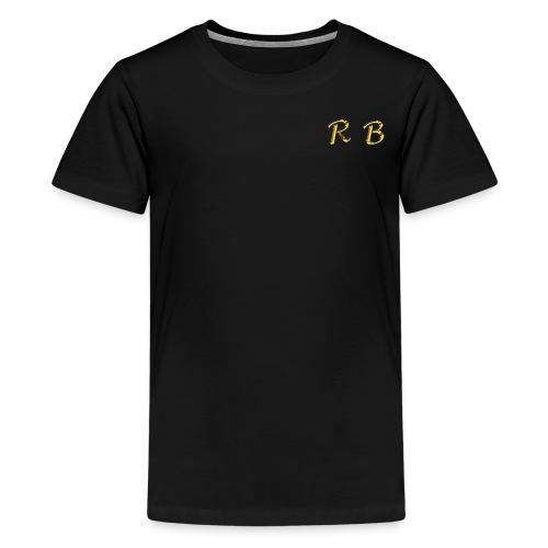Rowan Bucks - Kids' Premium T-Shirt