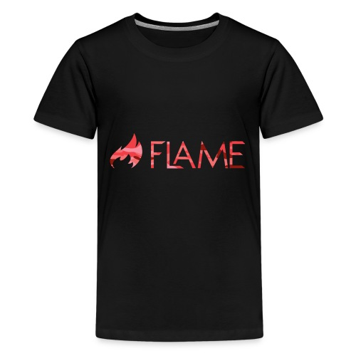 The Flame Army - Red - Kids' Premium T-Shirt