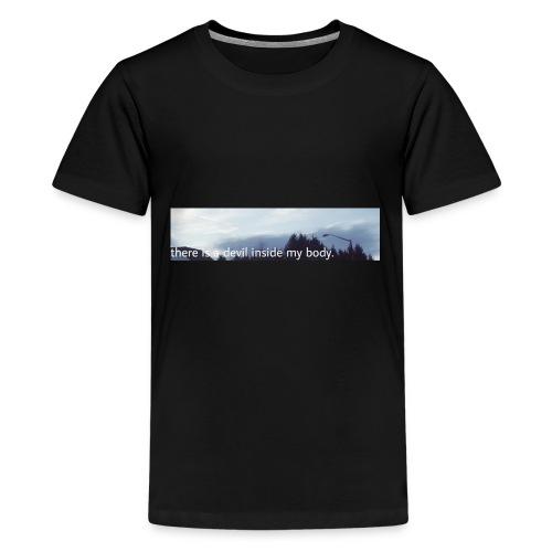 Sky Print - Kids' Premium T-Shirt