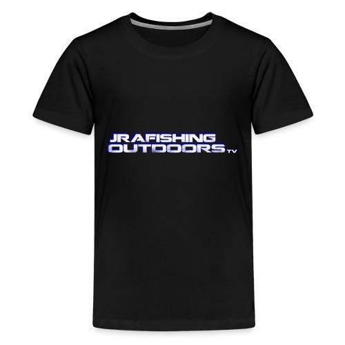 JRAFishing Oudoors - Kids' Premium T-Shirt