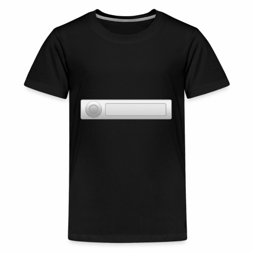 car radio style - Kids' Premium T-Shirt