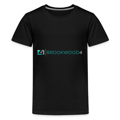 Brookwood Four Sweatshirt - Kids' Premium T-Shirt