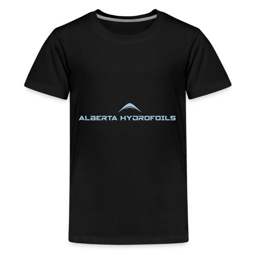 Alberta Hydrofoils - Basics - Kids' Premium T-Shirt