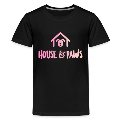 House & Paws Design - Kids' Premium T-Shirt
