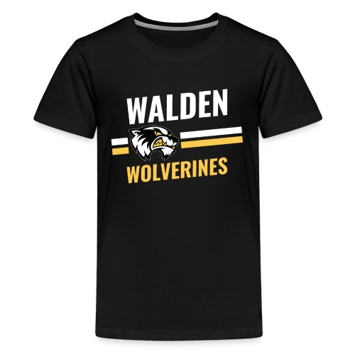 Go Wolverines or Go Home - Kids' Premium T-Shirt