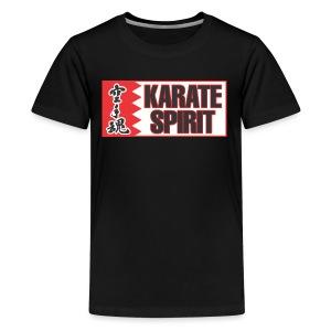 Suzuki Dojo Karate Spirit - Kids' Premium T-Shirt