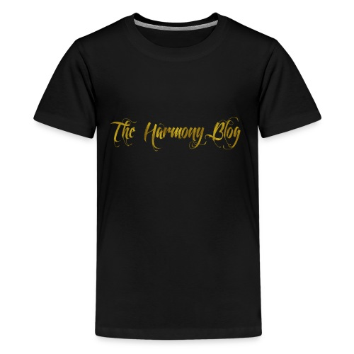 The Harmony Blog - Kids' Premium T-Shirt