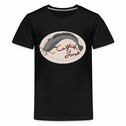 Fish Painting - Kids' Premium T-Shirt
