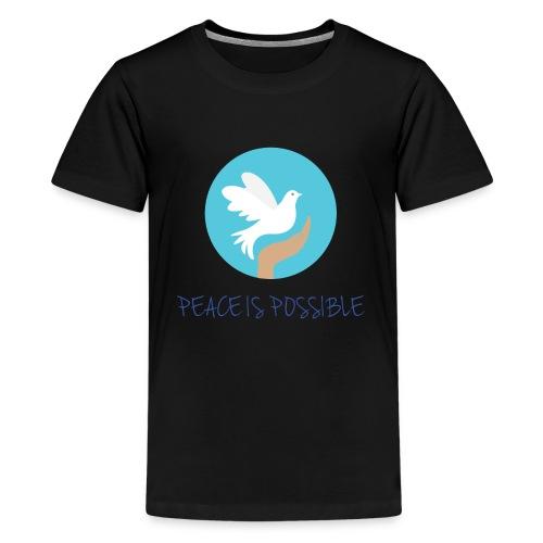 michael K New T shirt Design final 02 - Kids' Premium T-Shirt