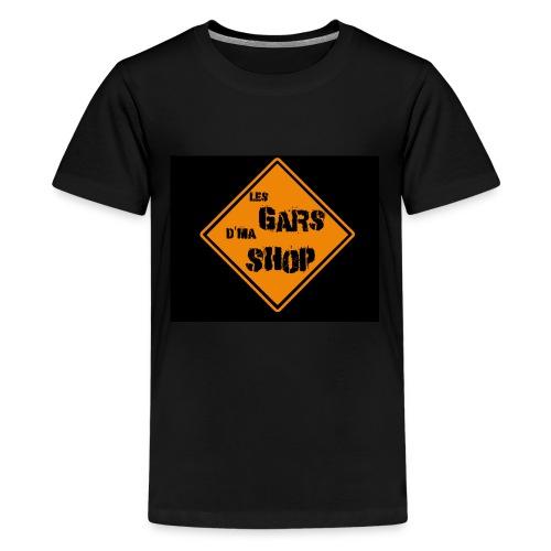 shop_n - Kids' Premium T-Shirt