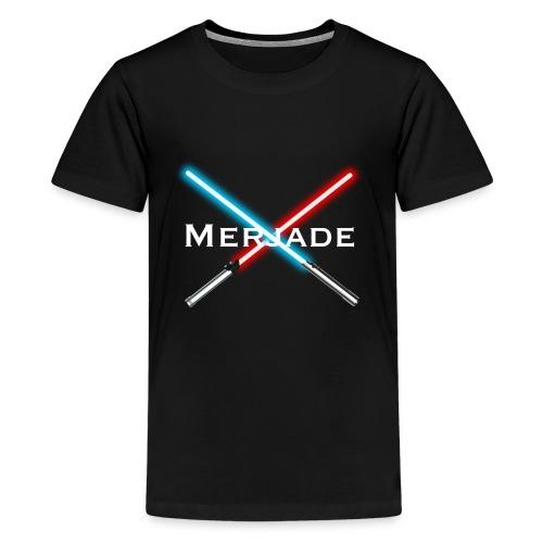 Merjade White - Kids' Premium T-Shirt