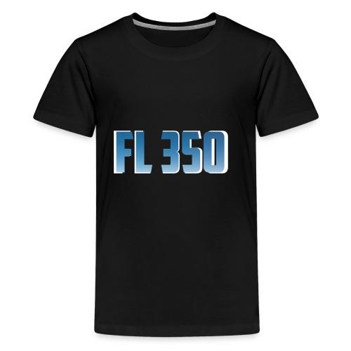 FL350 - T-shirt premium pour ados