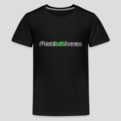 #MentalHealthAwareness - Kids' Premium T-Shirt