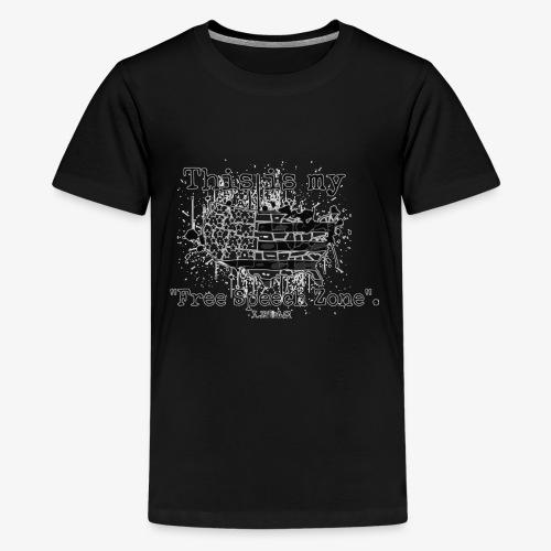 Free Speech Zone - Kids' Premium T-Shirt