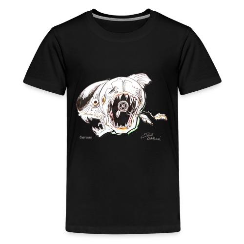Video Fish - Kids' Premium T-Shirt