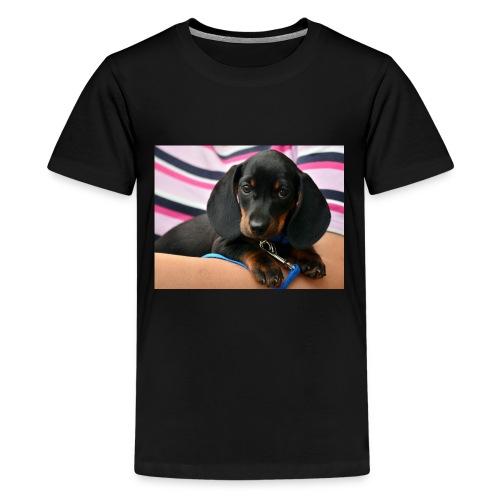 dachshund - Kids' Premium T-Shirt