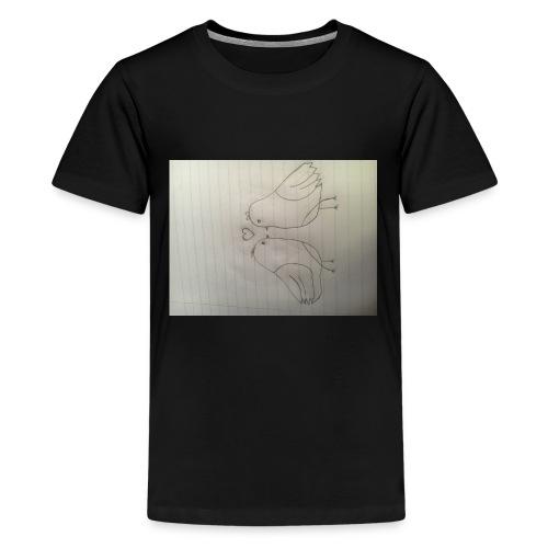 Love birds - Kids' Premium T-Shirt