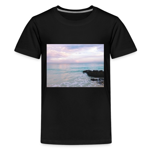 Pastel Beach - Kids' Premium T-Shirt