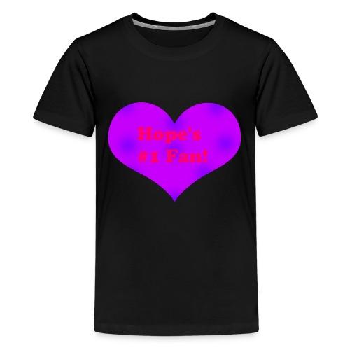 Hope's Merch - Kids' Premium T-Shirt
