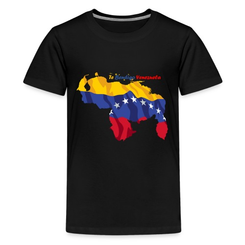 Venezuela Cool - Kids' Premium T-Shirt