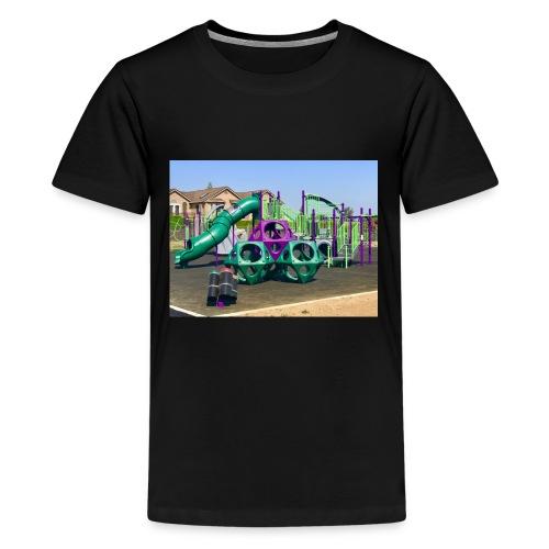 Awesome playground - Kids' Premium T-Shirt
