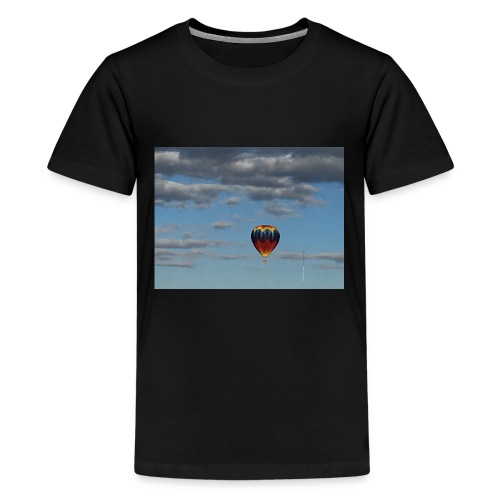 Hot Air Balloon Oct 2016 - Kids' Premium T-Shirt