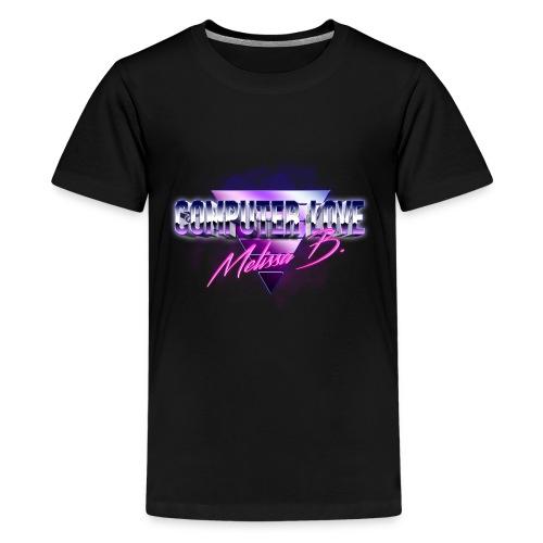Official Logo -Computer Love - Kids' Premium T-Shirt