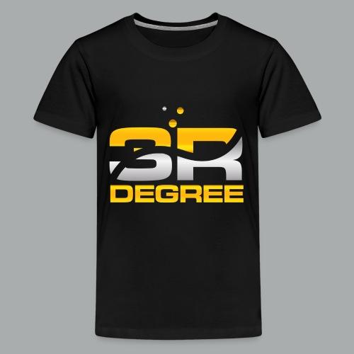 Team 3RD Logo - Kids' Premium T-Shirt