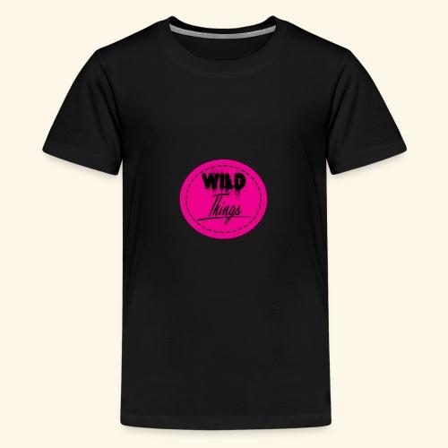 wild things - Kids' Premium T-Shirt