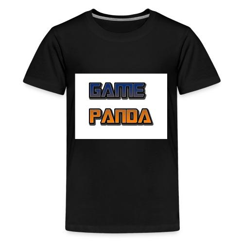 Game Panda Casuals New design at cheap Price - Kids' Premium T-Shirt