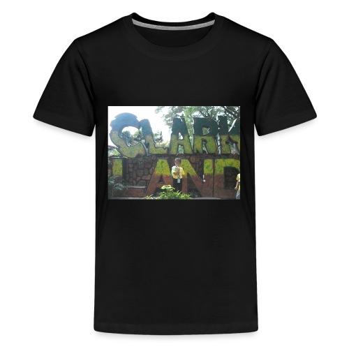 my Field trip Design womens tank tees - Kids' Premium T-Shirt