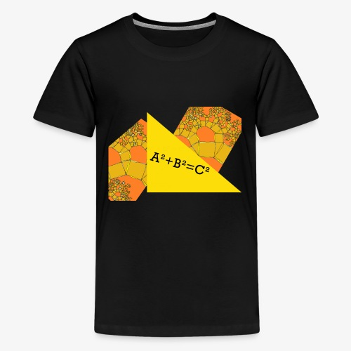 Pythagoras theorem - Kids' Premium T-Shirt