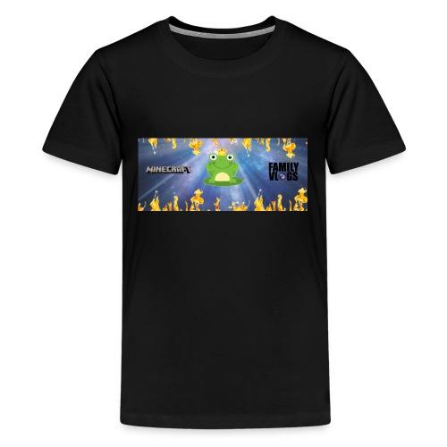 froggeyking10 - Kids' Premium T-Shirt