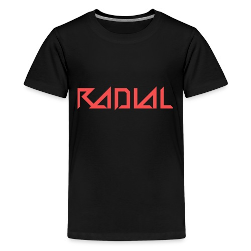 Radial_Shirt_Logo2 - Kids' Premium T-Shirt