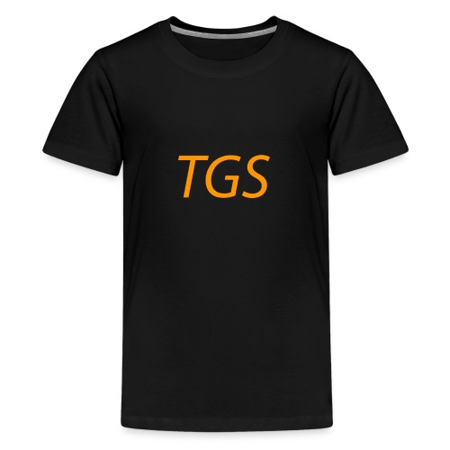 TGS_Shirt_Logo - Kids' Premium T-Shirt