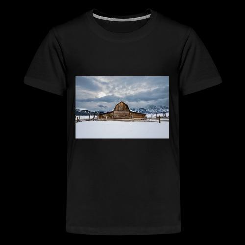 Barn - Kids' Premium T-Shirt