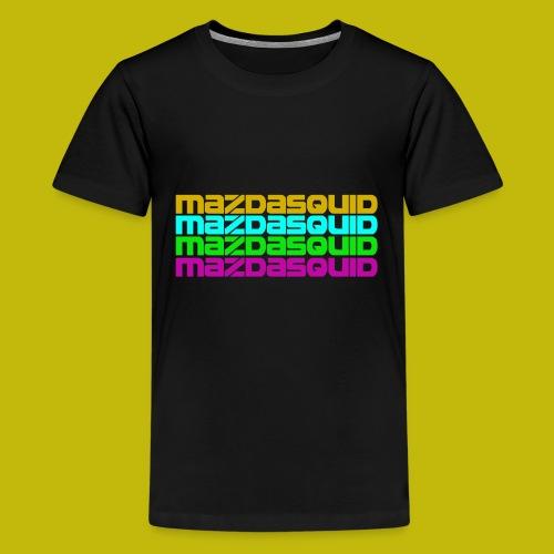 MazdaSquid Phone - Kids' Premium T-Shirt