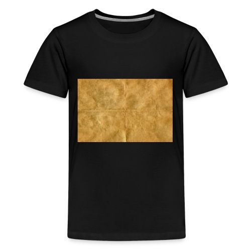 golden block rock - Kids' Premium T-Shirt