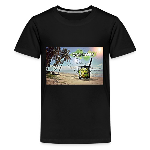Drink Beach - Kids' Premium T-Shirt