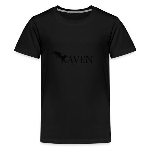 Raven Basic - Kids' Premium T-Shirt