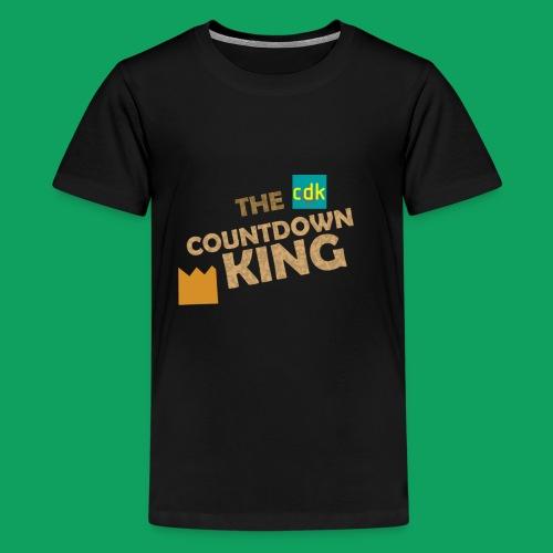 The CountdownKing - Kids' Premium T-Shirt