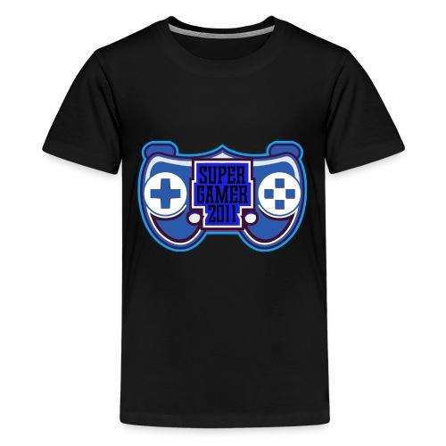 Super Gamer2011 - Kids' Premium T-Shirt