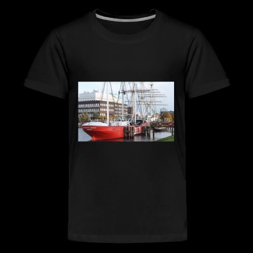 Wilhelmshaven - Kids' Premium T-Shirt