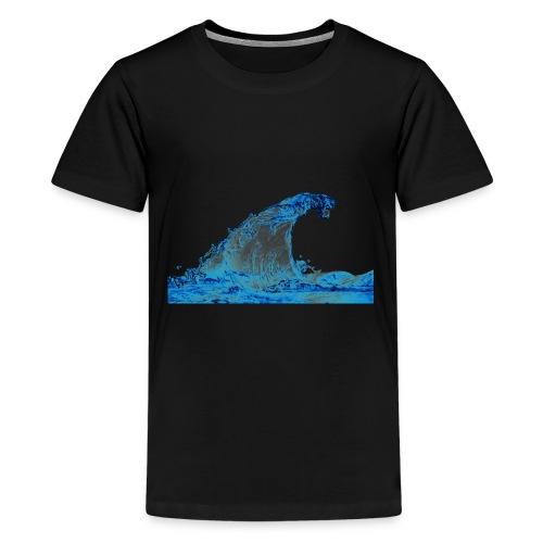 water_PNG3290 - Kids' Premium T-Shirt