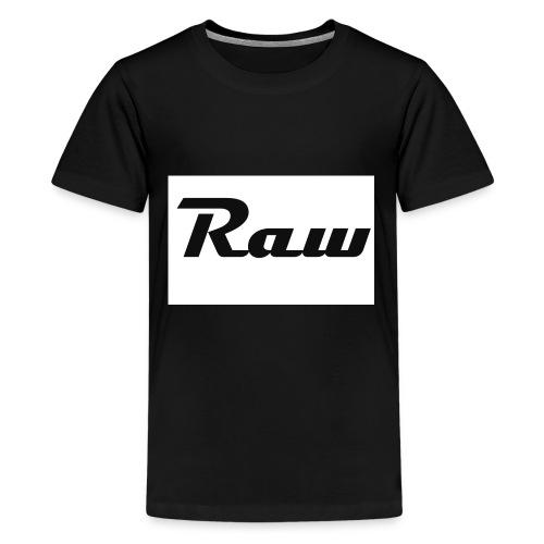 raw - Kids' Premium T-Shirt