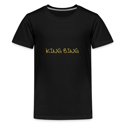 King Bing - Kids' Premium T-Shirt
