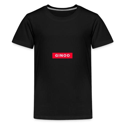 Ginoo Logo - Kids' Premium T-Shirt