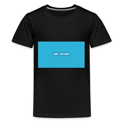 Ray Ayham - Kids' Premium T-Shirt