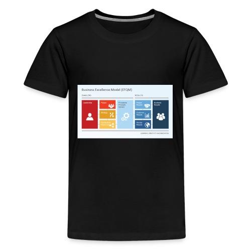 6806 01 business excellence model efqm 9 - Kids' Premium T-Shirt